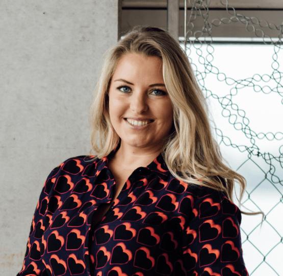 Geraldine van der Voort Vruit coach